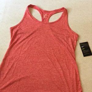 NWT Women's Nike tank top size Large